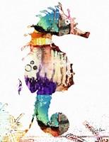 Sea Horse III Fine Art Print