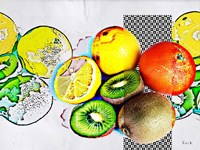Fruit I Fine Art Print