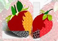 Strawberries Fine Art Print