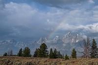 Teton Rainbow Fine Art Print