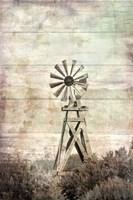 Windmill Silent Fine Art Print