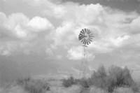 Abstract Windmill Fine Art Print