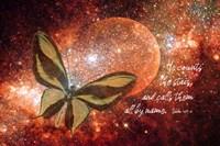 He Counts the Stars Fine Art Print