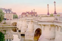 Paris at Dawn Fine Art Print
