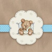 Baby Bear Fine Art Print
