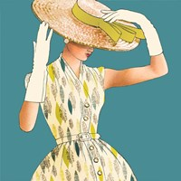 Fancy Hat Fine Art Print