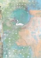 Swan Pond Fine Art Print