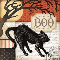 Boo Fine Art Print