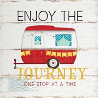 Enjoy the Journey Fine Art Print