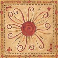 Desert Sun Fine Art Print