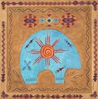 Desert Bear Fine Art Print