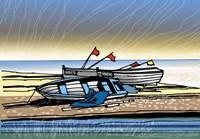 Fishing Boat Fine Art Print