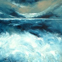 Winter Sea Fine Art Print