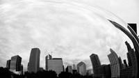 City Reflection Fine Art Print
