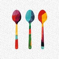Wild Spoons Fine Art Print