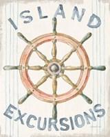 Floursack Nautical IV Fine Art Print