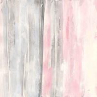 Whitewashed Blush I Fine Art Print