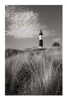 Big Sable Point Lighthouse I BW Fine Art Print