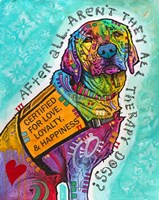 Certified For Love Fine Art Print