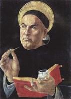 St. Thomas Aquinas Framed Print