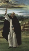 Saint Dominic, 1490s Fine Art Print