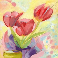 Tulips No. 3 Fine Art Print