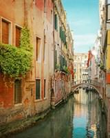 Vintage Inspired Venice Fine Art Print