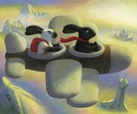 B.N.C.'s Grand Adventure Fine Art Print