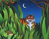 Tiger Tyger Fine Art Print