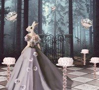 Cake Forest Fine Art Print