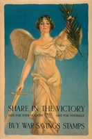 Share in the Victory Fine Art Print
