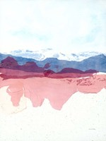 Geode Mountain Fine Art Print