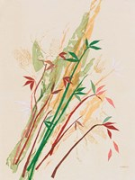 Post Modern Bamboo Fine Art Print