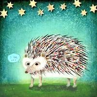Porcupine for Thomas Fine Art Print