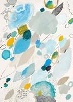 Blue Lightening Fine Art Print