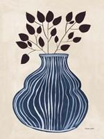 Lapis Vase Fine Art Print