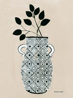 Luna Vase Fine Art Print