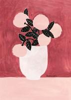 Posy Vase Fine Art Print