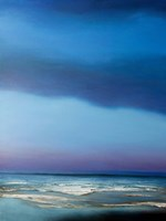 Blue Symphony Fine Art Print