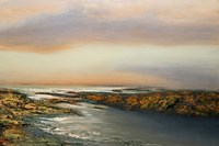 Sunset Waters Fine Art Print