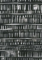 Black Collage Fine Art Print