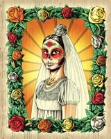 Muerta Bride Fine Art Print