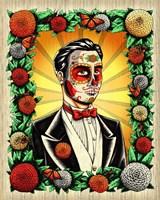 Muerto Groom Fine Art Print