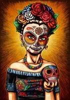 Rita Fine Art Print