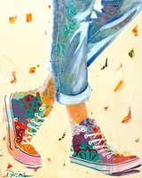 High Tops Fine Art Print
