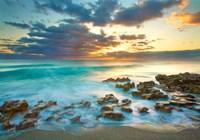 Ocean Sunrise Fine Art Print