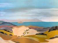 San Luis Obispo Fine Art Print
