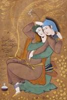 The Lovers Fine Art Print