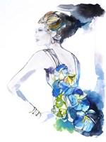 Flower Dress Fine Art Print
