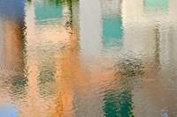 Reflection on the Iowa River No. 2 Fine Art Print